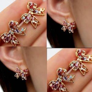 🎀New list! 🎀 Bow earrings